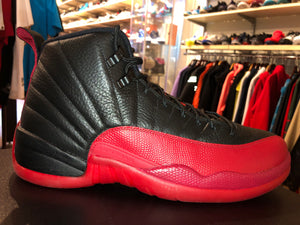 "Size 10 Air Jordan 12 ""Flu Game"" Brand New"