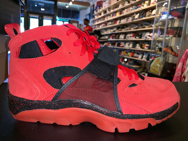 "Size 10.5 Air Trainer Huarache ""Challenge Red"" Brand New"