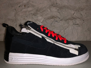 "Size 12 Lunar Force 1 Acronym ""Black/White"""