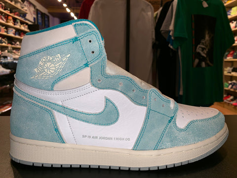 "Size 11.5 Air Jordan 1 ""Turbo Green"" Brand New"