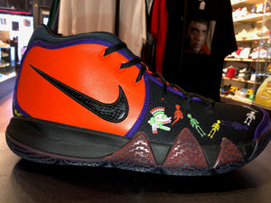 Size 11 Kyrie 4 Day of the Dead Brand New