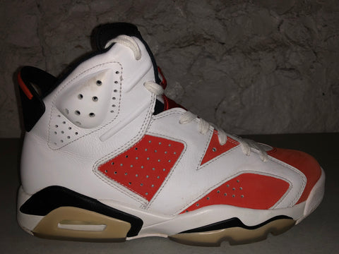 Size 8.5 Air Jordan 6  Varsity Red  – Direct Kicks 8108e2bc1