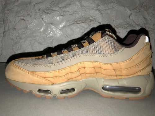 "Size 11 Air Max 95 ""Wheat"""