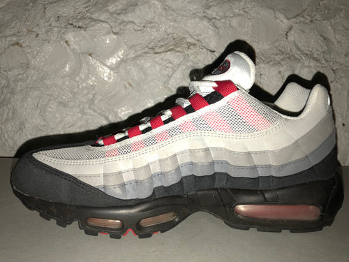 "Size 10.5 Air Max 95 ""Sport Red"""