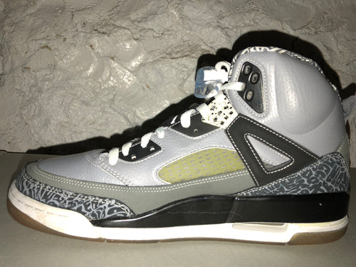"Size 10.5 Air Jordan Spizike ""Light Graphite"""