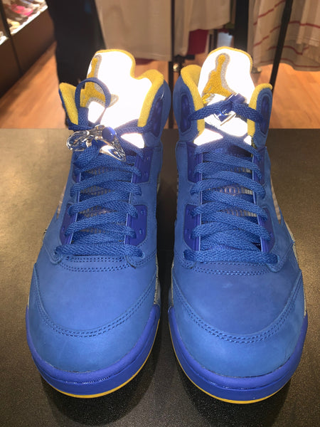 "Size 8 Air Jordan 5 JSP ""Laney"" Brand New"