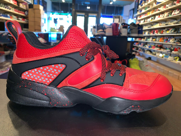 "Size 9 BOG Red Rise x Puma ""New York is for Lovers"" Brand New"