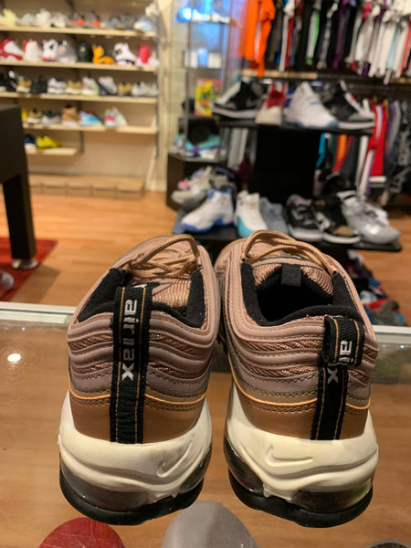 "Size 8.5 Air Max 97 ""Bronze"""