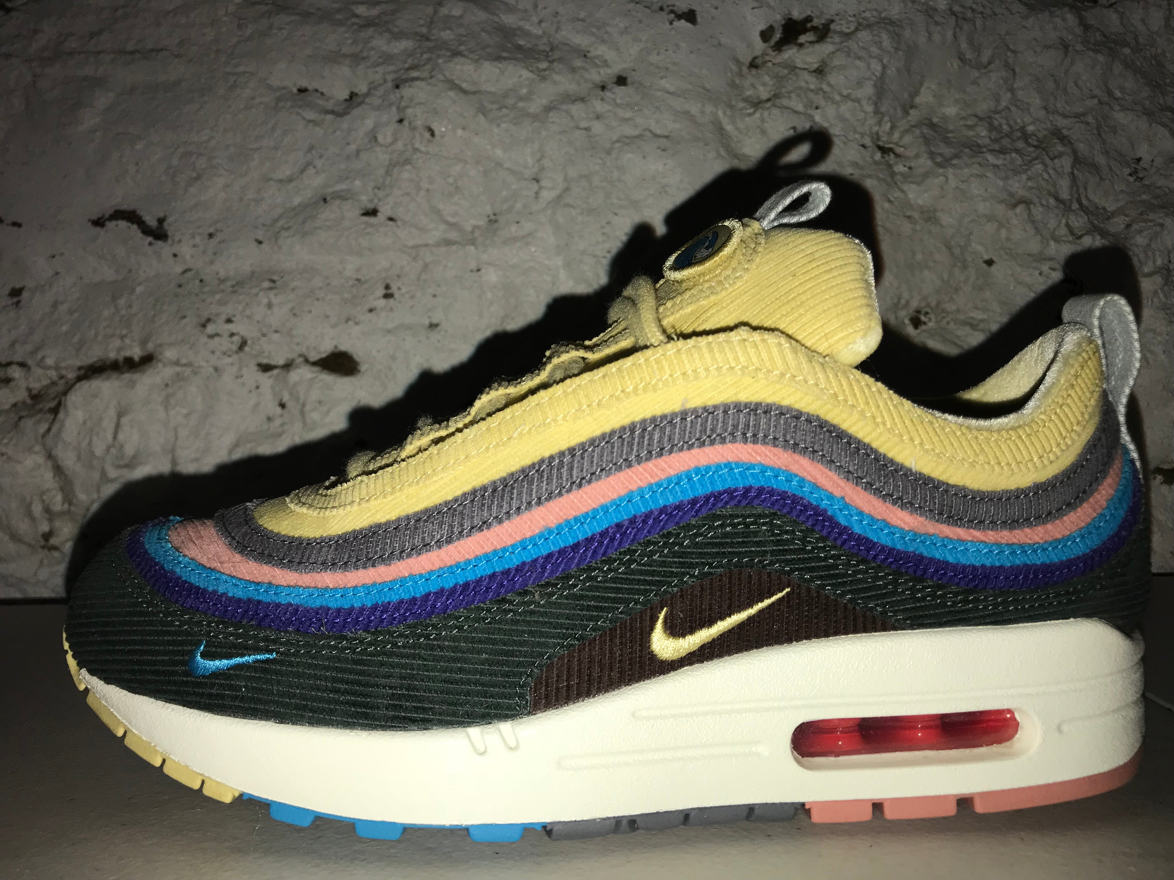 "Size 7 Nike Air Max 97/1 ""Sean Wotherspoon"""