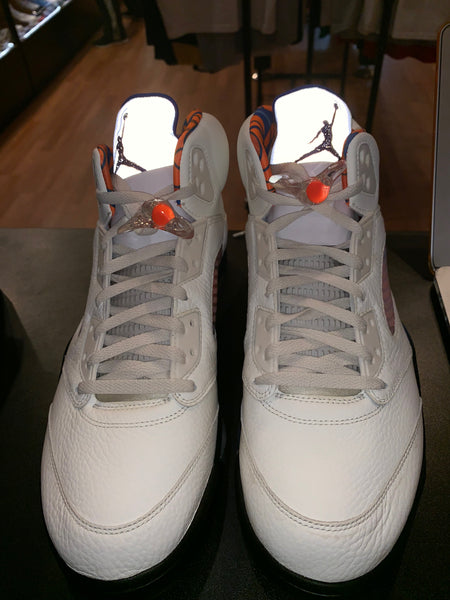 "Size 10.5 Air Jordan 5 ""International Flight"" Brand New"