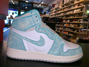 "Size 7Y Air Jordan 1 ""Turbo Green"" Brand New"