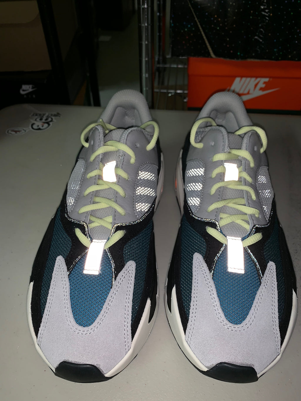 "Size 10 Adidas Yeezy Boost 700 ""Wave Runner"" Brand New"