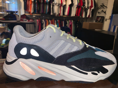 "Size 10 Adidas Yeezy Boost 700 ""Wave Runner"""