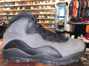 "Size 9.5 Air Jordan 10 ""Shadow"""
