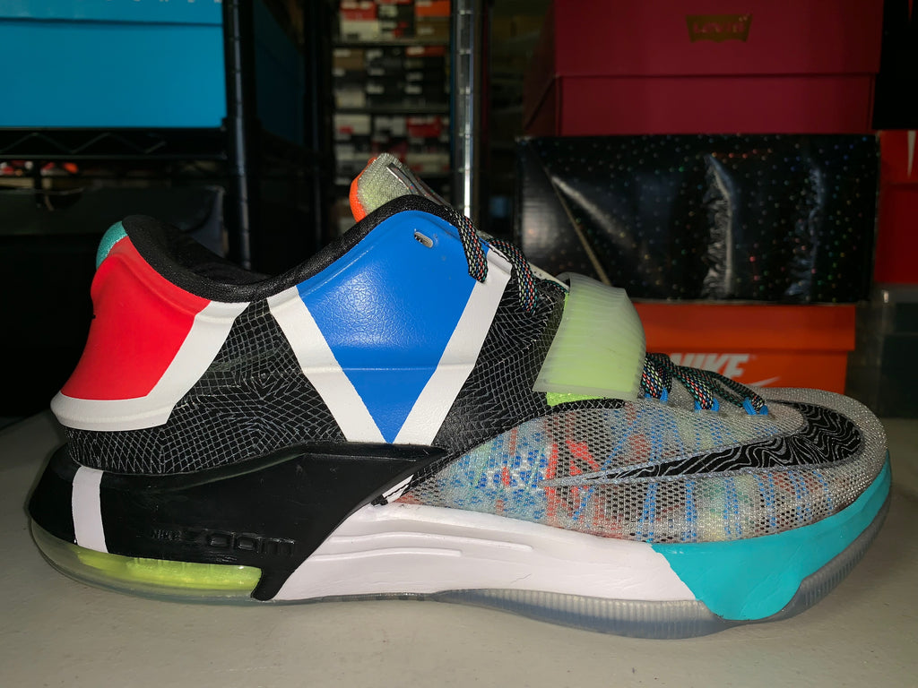 "Size 10 KD 7 SE ""What The"""