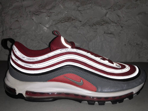 "Size 12 Air Max 97 ""Gym Red"""