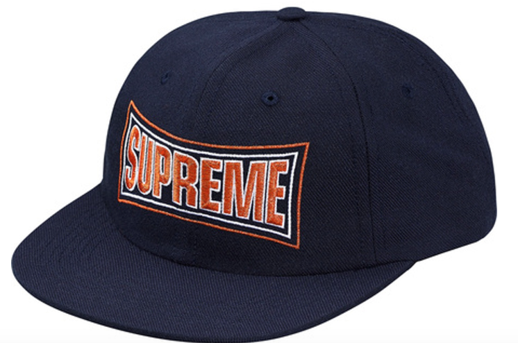 1b7c3a9c03a Supreme Metallic Arc 6-Panel