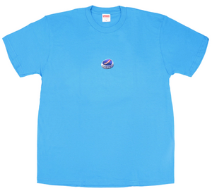 "Size Extra Large Supreme Bottle Cap Tee ""Bright Blue"""