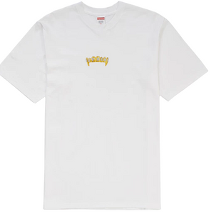 "Size Large Supreme Fronts Tee ""White"""