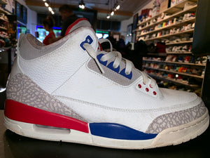"Size 13 Air Jordan 3 ""International Flight"""