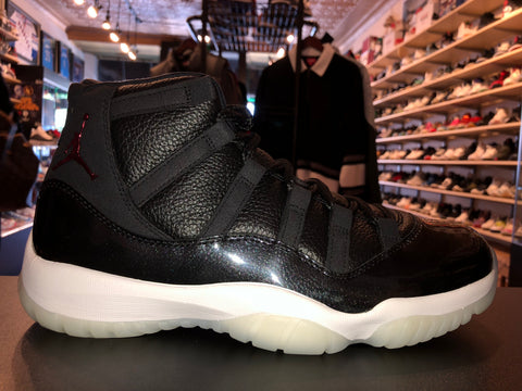 "Size 11.5 Air Jordan 11 ""72-10"" Brand New"