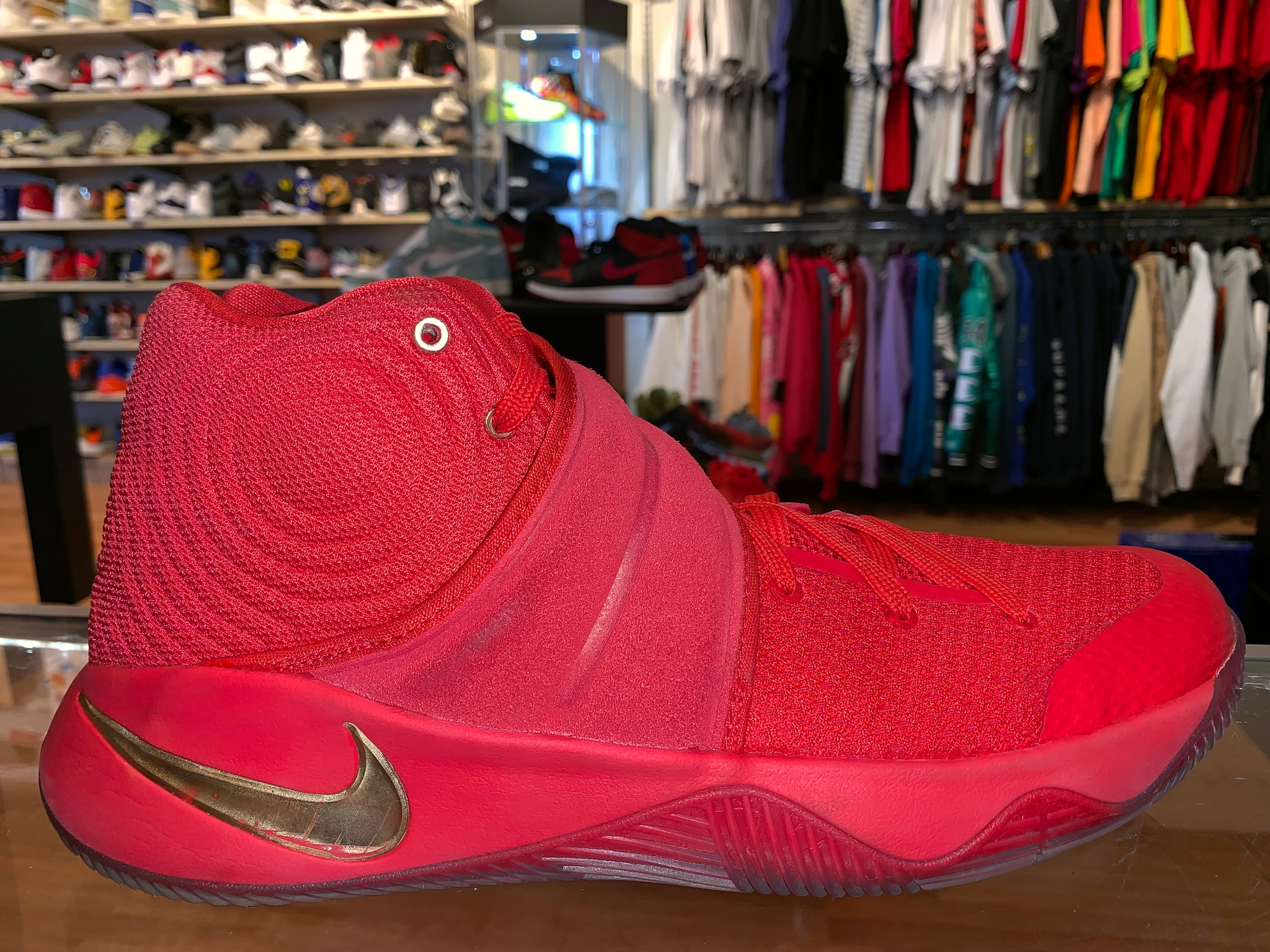 new style 0193b 80612 Size 12 Kyrie 2
