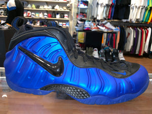 "Size 12.5 Foamposite Pro ""Royal Blue"""