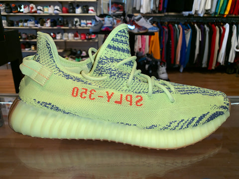 "Size 13 Adidas Yeezy Boost 350 V2 ""Frozen Yellow"""