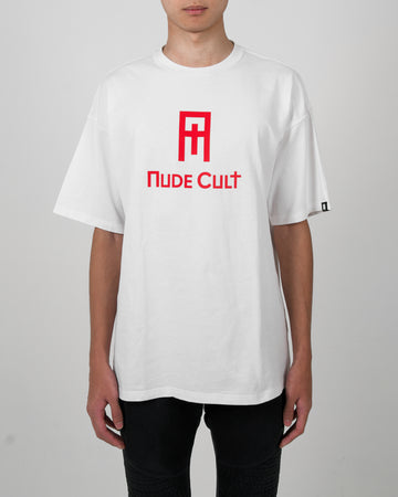 Nude Cult Cult Tee Front View