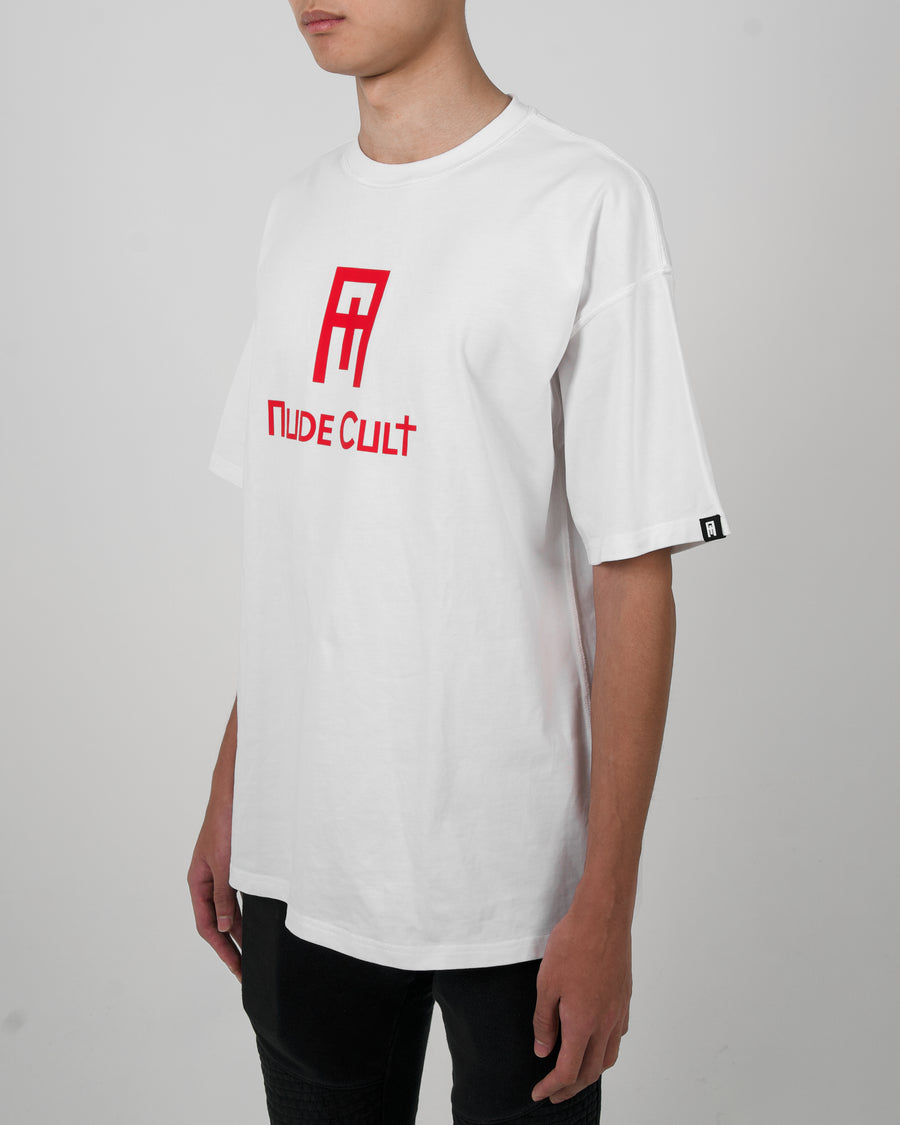 Nude Cult Cult Tee Side View
