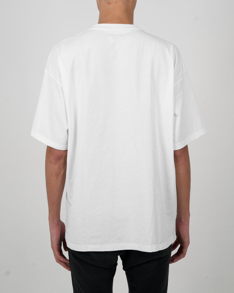Nude Cult Cult Tee Back View