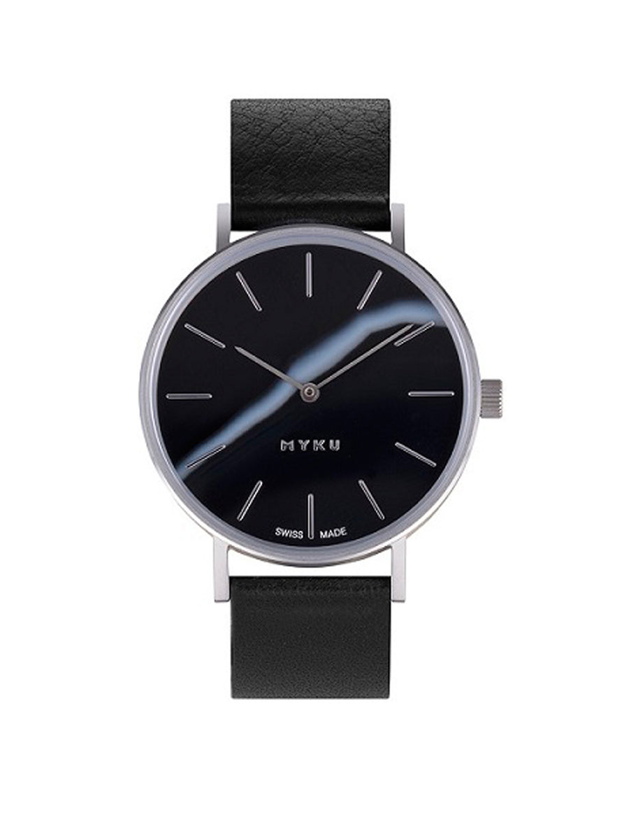 fedge.co - MYKU - Black Onyx Stainless Steel