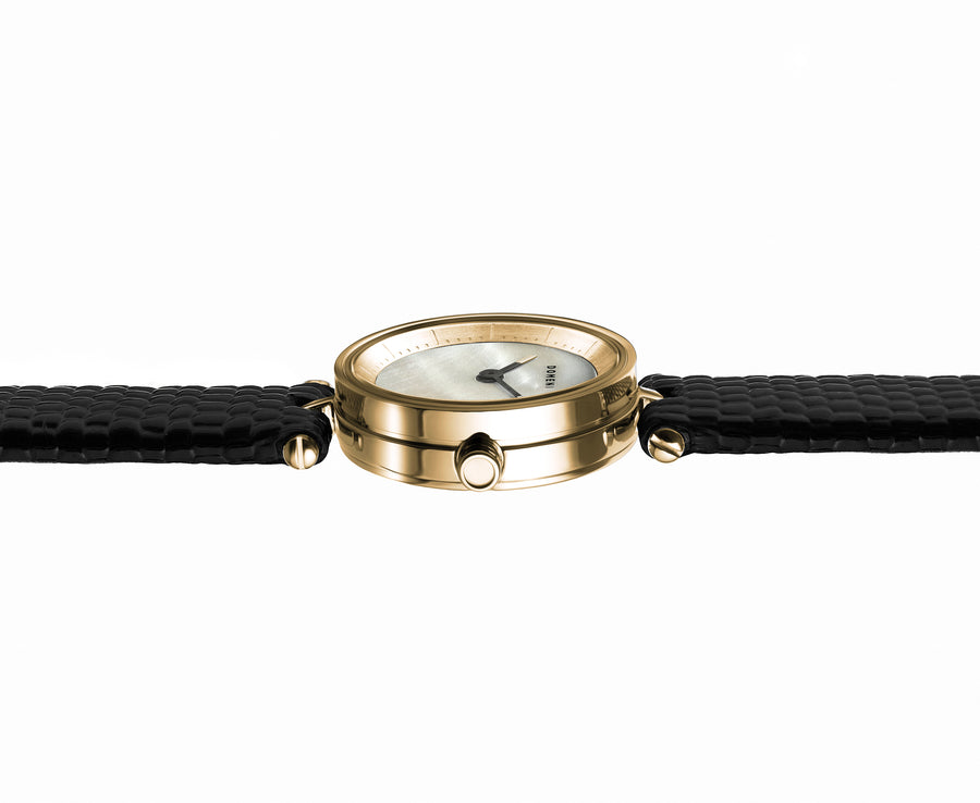 Domini Co Watch, GLW01P, Side View