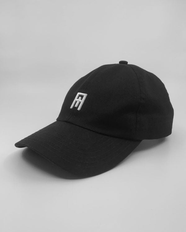 Nude Cult Black/White Cult Cap Side View