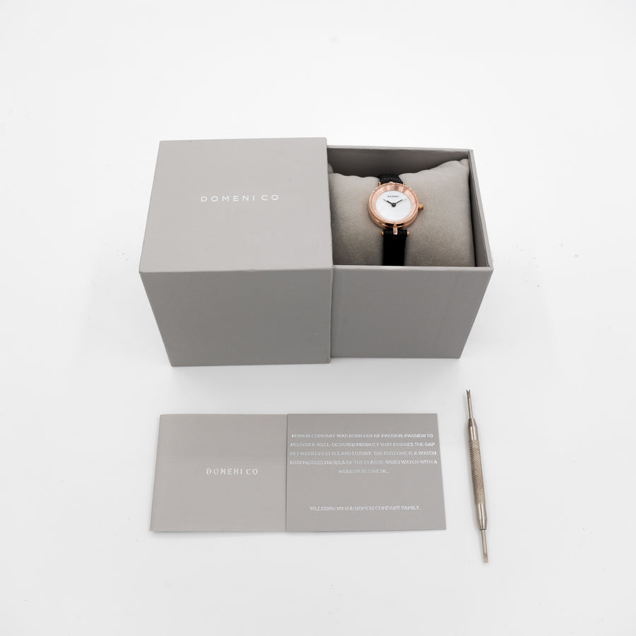 Domini Co Watch, SLW01SD, Package View