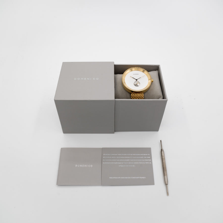 Domini Co Watch, RGM02, Package View