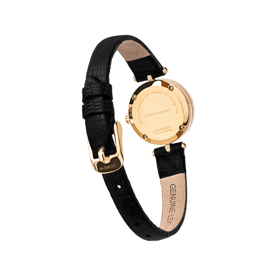 Domini Co Watch, GLW01P, Back View