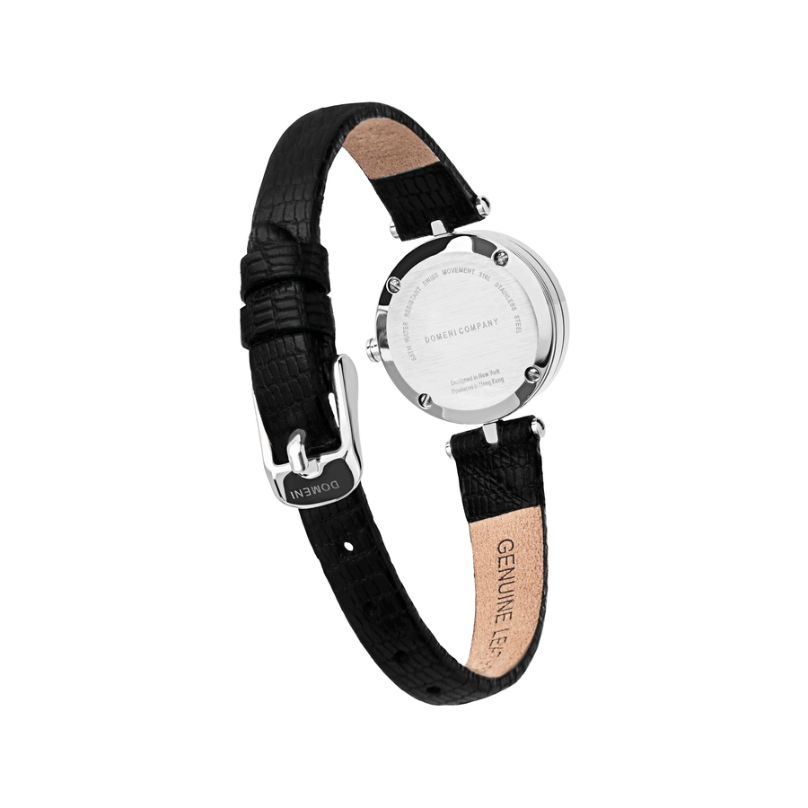 Domini Co Watch, SLW01SD, Back View