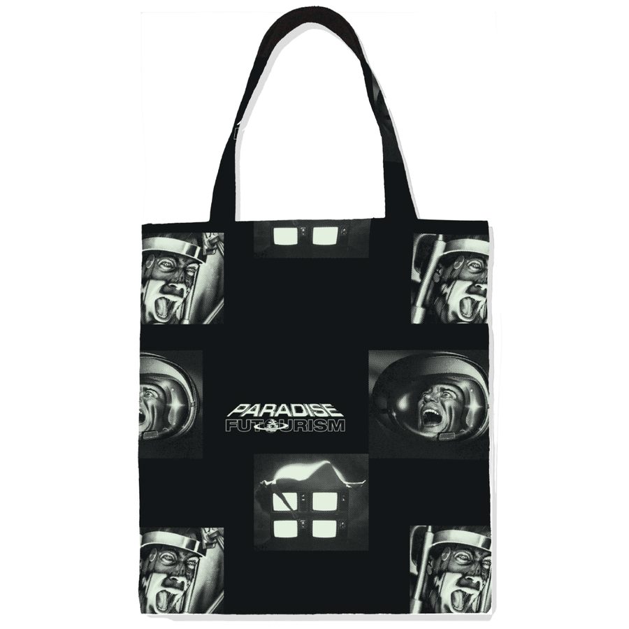 Hypergrand x PYC Brain Shocking Tote Bag Front View