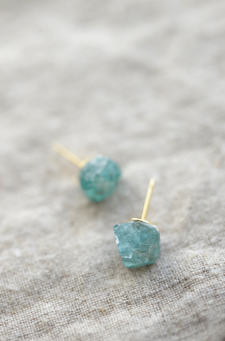 DIY Crystal Stone Earrings - Handmade Earrings for Mother's Day Gift for Mom - Pretty Collected