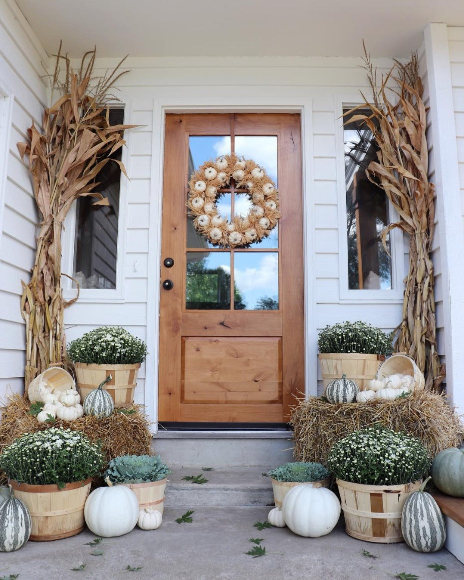 Fall Porch Decor - Fall Pumpkin Decor - Fall Home Decor