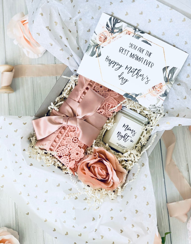 Mothers day gift from daughter, Mothers day gift, Mothers day gift basket, Mom gift, Mother's day gift, Mom gift box, Mothers day gift box