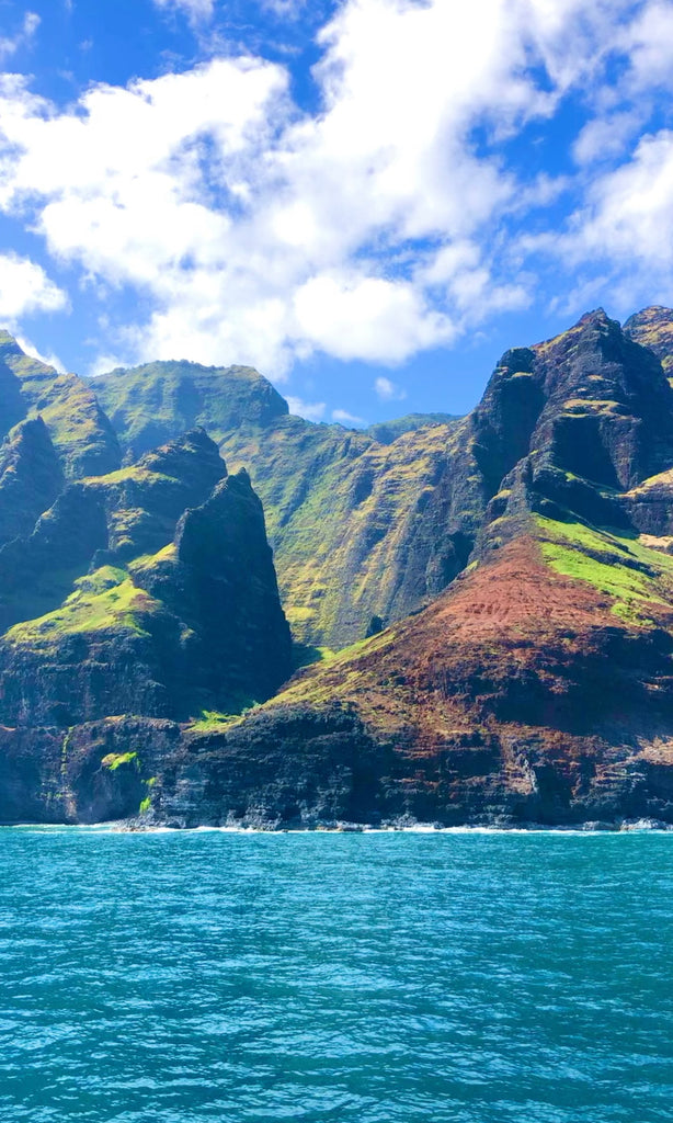 Na Pali Coast Tour - Best Things to Do in Kauai - Island Tour - Boat Tour - Pretty Collected