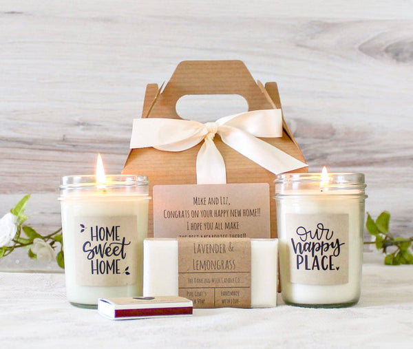 New Home Gift / Housewarming Gift / New Home / Home Sweet Home / Realtor Closing Gift /First Home Gift / House Warming Gift / Real Estate
