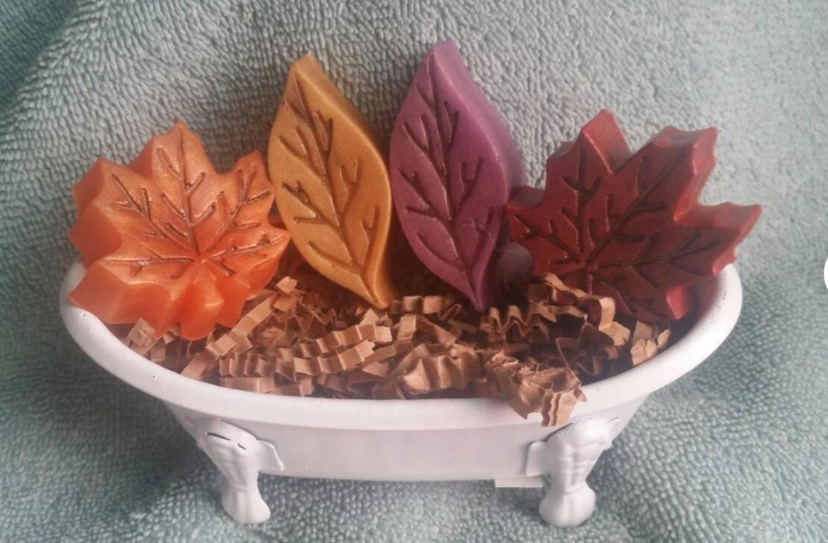 Fall Soaps for Gift Ideas