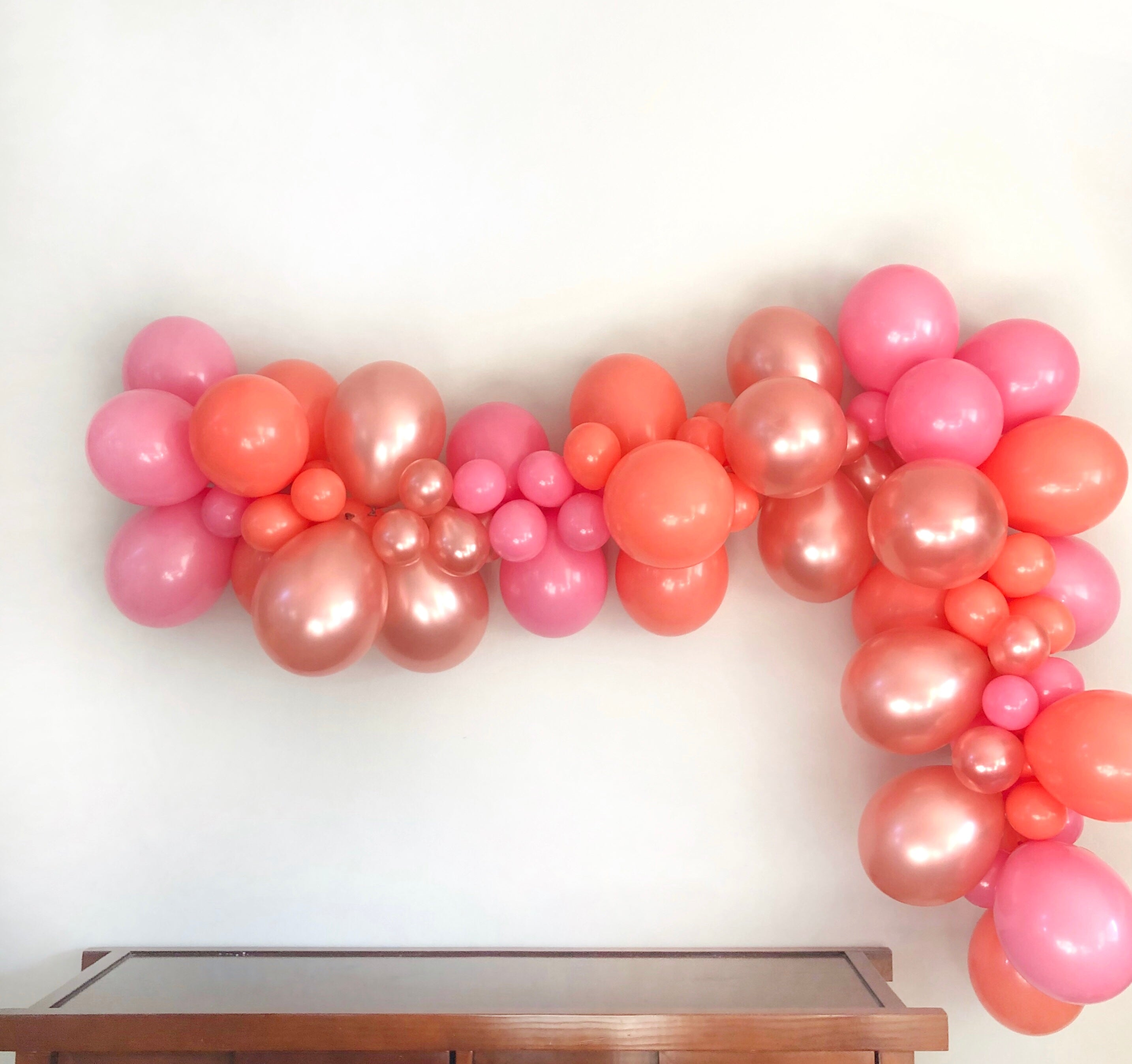 DIY Flamingo Balloon Garland Kit - Balloon Garland Instructions - Pretty Collected