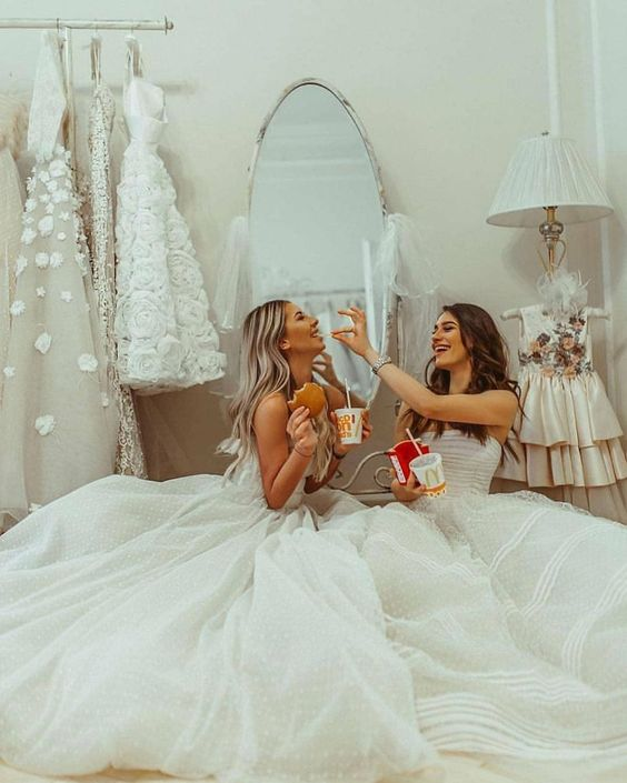 Wedding Dress Shopping - Wedding Planning Ideas - Wedding Guide