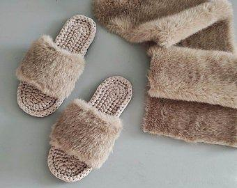Cozy Slippers for the fall