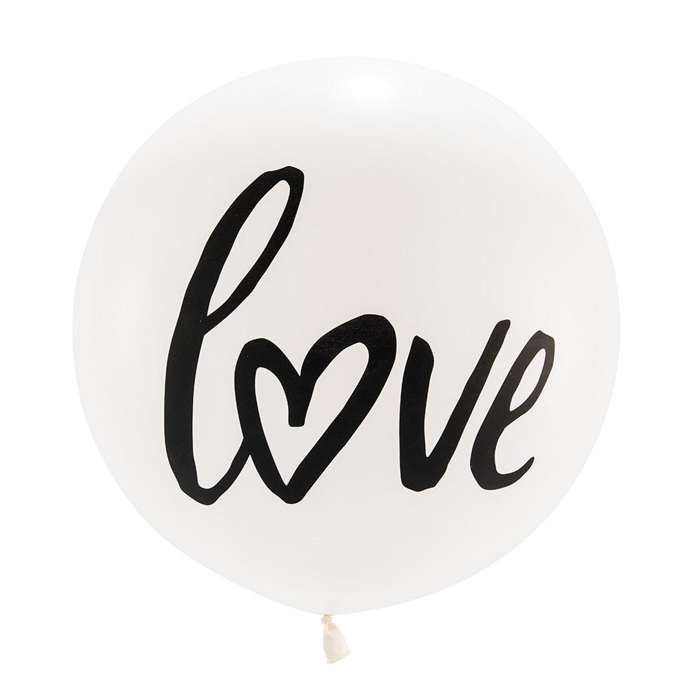 "36"" Love Balloon - Pretty Collected"
