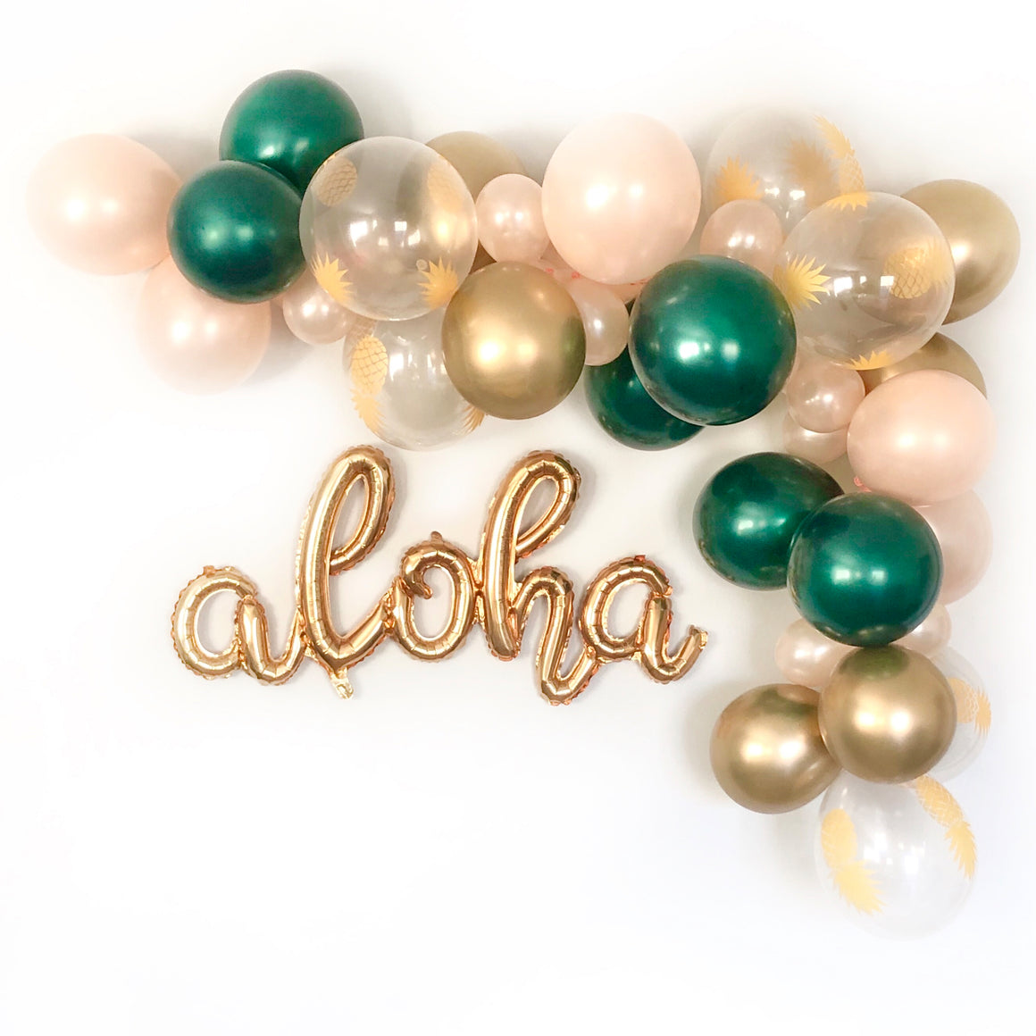 Aloha Balloon Garland Kit